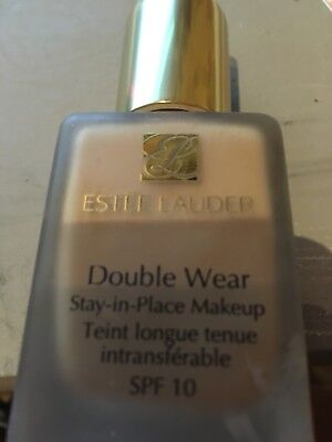 Estee Lauder Double Wear Stay In Place Make-up Shell Beige 4N1