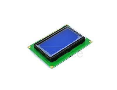 1Pcs 12864 With Word Stock/With Backlight/Lcd Screen/ Blue Light/ White