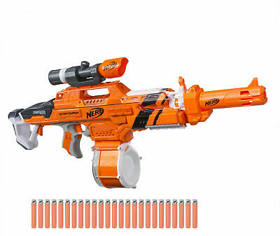 Brand New NERF N-Strike Elite QUADRANT Dart BLASTER Accustrike Series USA Versio