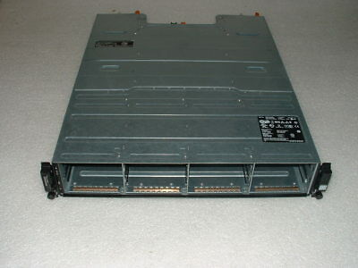 Dell Powervault MD1200 - 2x W307K or 3DJRJ Controller - 2x PSU - No Drive/Trays