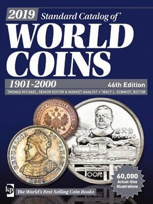 2019 Standard Catalog of World Coins 20. Jahrhundert 1901-2000, 46. Auflage