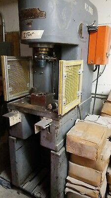 7 Ton Denison MultiPress Hydraulic press