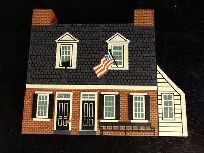 Cat's Meow Barbara Fritchie House, Civil War, Frederick MD 1997 Collectors Club