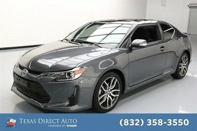 Scion tC 2dr Coupe 6M Texas Direct Auto 2016 2dr Coupe 6M Used 2.5L I4 16V Manual FWD Coupe Moonroof