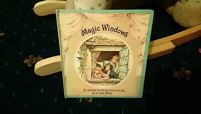 Magic Windows: An Antique Revolving Picture Book Ernest nister