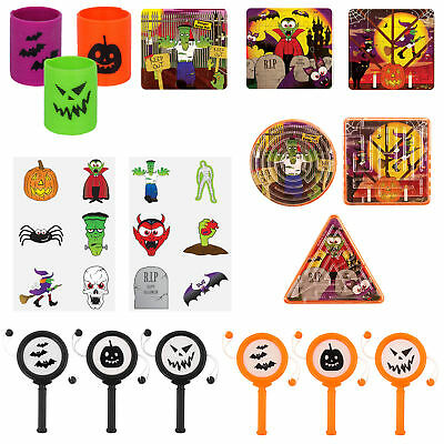 Halloween Party Loot Bag / Trick or Treat / Pinata Fillers - Choose Items