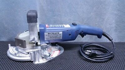 Crain 825 Heavy Duty Undercut Saw Nice No Reserve Tool Auction