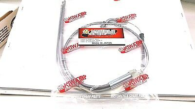 Kawasaki NEW H1 500 GREY Starter,Choke Cable  54017-031