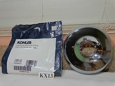 Kohler 73455-Cp Polished Chrome Escutcheon Plate Part Oem Replacement