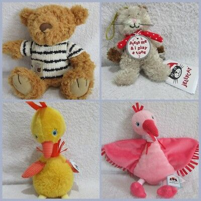 selection of Jellycat  BNWT old shop stock 1