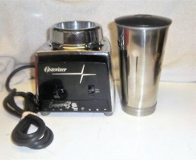 Oster Commercial Bar Mixer 1/2HP #564A Made in USA Very Good Condition