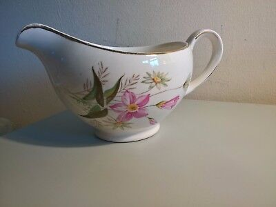 J&G Meakin Jug with gold detailing free local collection