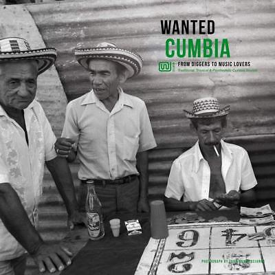 Wanted Cumbia From Diggers To Music Lovers  Vinyl Lp Neu