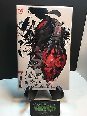 Red Hood & The Outlaws #26 Variant Putri Jason Todd 1St App New Costume