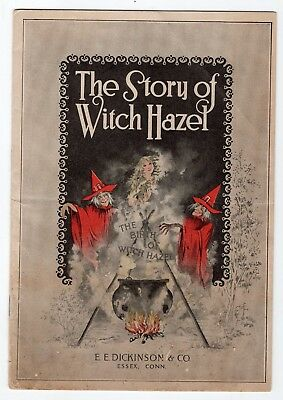 Vintage The Story of Witch Hazel, great cover