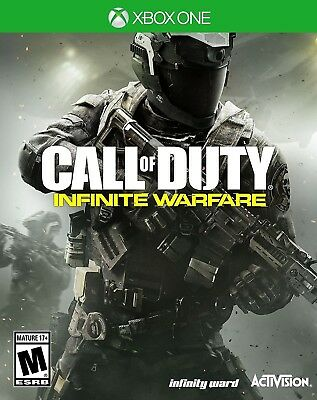 Xbox One Xb1 Game Call Of Duty Infinite Warfare Brand New And Sealed