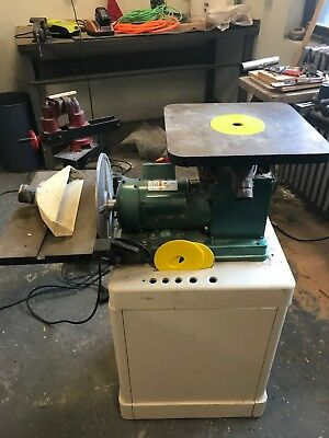 Grizzly G0529Oscillating Spindle / Disc Sander Needs New Gear Base Not Included