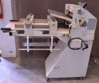 Acme Model 8 Rol-Sheeter Dough Sheeter Double Pass Pizza Cookie Bread Roller