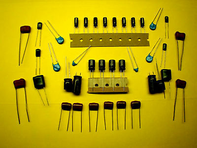 Hafler Dh-101 Pc-4 Capacitor Upgrade