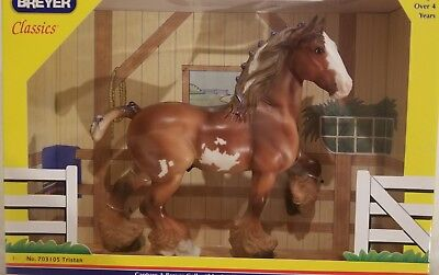 "05 Breyer Fun Days Model Horse ""TRISTAN"" SR, Model #703105 NIB VERY RARE!!"