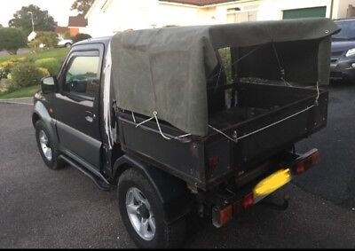 suzuki jimny Jlx pick up 09 56k  new MOT