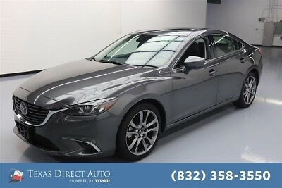 Mazda Mazda6 Grand Touring Texas Direct Auto 2017 Grand Touring Used 2.5L I4 16V Automatic FWD Sedan Bose