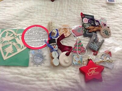 Collection of 14 Winery Souvenirs and Ornaments Wine Tour Advertising