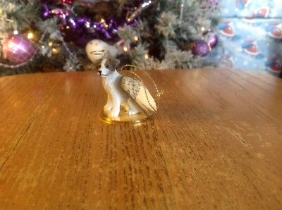 JACK RUSSELL Angel Christmas Tree Ornament New