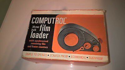 Computrol 35mm Bulk Film Loader - Boxed With Instructions