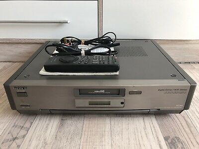 Sony EV-S9000E PAL Videorecorder Video Recorder videoHi8 Top Sehr Guter Zustand!