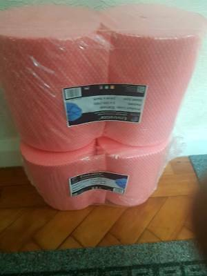 Cleaning Cloth Wipes Rolls (4 x 350 sheet) - new