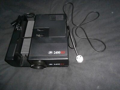Boots 2400Rf Series Slide Projector