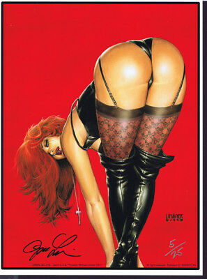 Linsner's Dawn Does Sex Sell Print Limited Edition