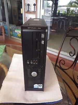 Dell Optiplex 755 SFF 80 GB Drive Intel Core Duo 2.0 GHz CPU  4 GB RAM LOADED!