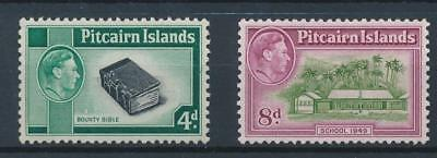 [121947] Pitcairn Is. 1951 good set of stamps very fine MNH $45