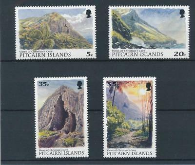 [122016] Pitcairn Is. 1998 Cave Good set of stamps very fine MNH