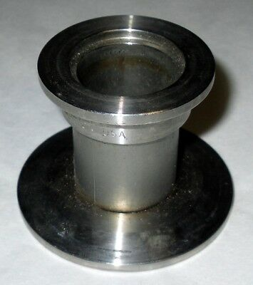 Mdc Klein Flange Kf-40 To Kf-25 Stainless Reducer