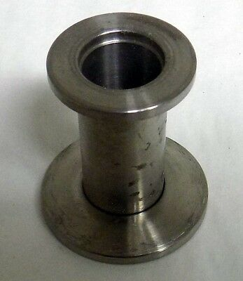 Stainless Klein Flange Kf-25 To Kf-16 Stainless Reducer