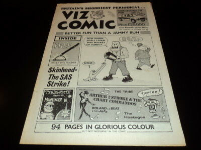 Viz Comic No 4 ORIGINAL & GENUINE