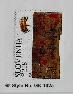 SLOVENIA Sc 565 NH issue of 2004 - ART