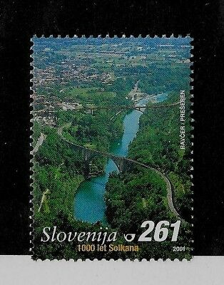 SLOVENIA Sc 456 NH issue of 2001 - SALKAN