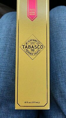 TABASCO 150th Anniversary Diamond Reserve Red Sauce LIMITED EDITION