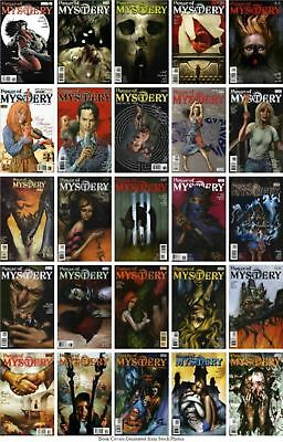 House of Mystery Comics Huge Lot 25 Comic Book Collection Set Run Books 1
