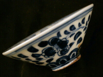 Nice Chinese Ming Dy YongLe Blue & White Porcelain Cup W002