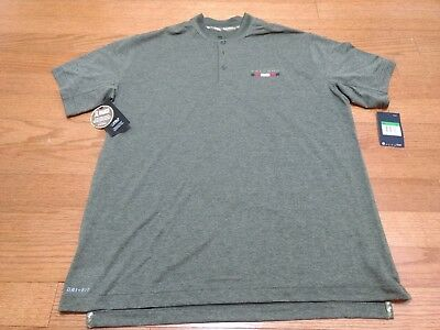 4a18ddbf60b NIKE Men's Atlanta Falcons Salute to Service Sideline Performance Polo Large