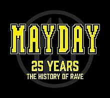 Mayday 25 Years - The History Of Rave von Various | CD | Zustand sehr gut