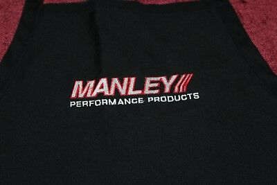 Manley Performance Products Shop Apron Engine Building Racing Speed Shop