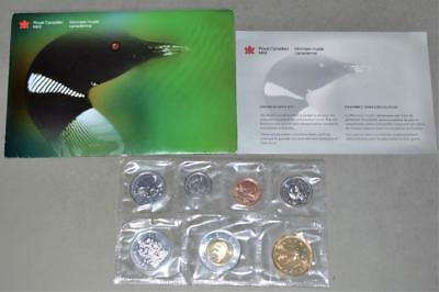 Canada 2000 Uncirculated Mint Set 7 Coins