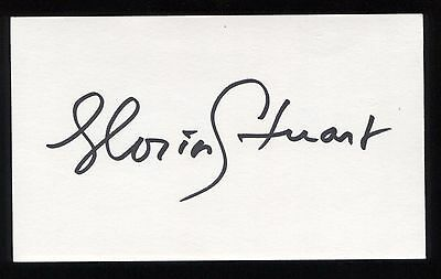 Cards & Papers Good Jean Parker Signed 3x5 Index Card Inscribed Vintage Autographed Signature