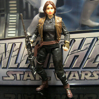 "STAR WARS the vintage collection JYN ERSO 3.75"" Rogue One tvc VC119"